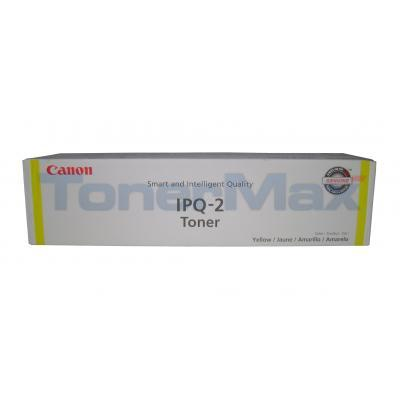 CANON IPQ-2 TONER CART YELLOW
